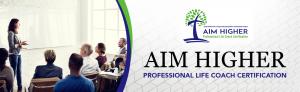 Aim Higher Life Coaching Banner 1