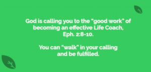 God is calling you be a life coach 600