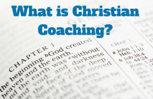 what is Christian Coaching